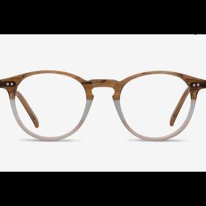 Round Neapolitan Eyeglasses